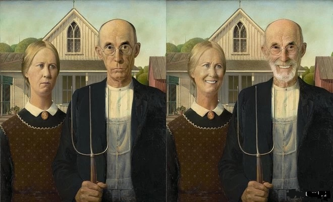 American Gothic - Grant Wood 1930